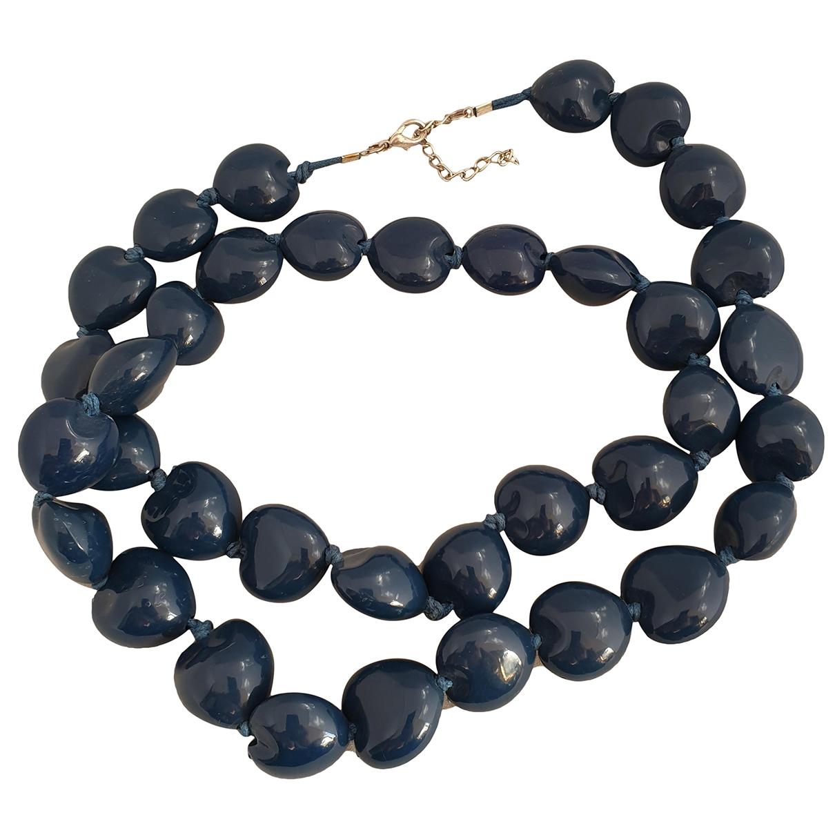 Collar largo Motifs Coeurs Non Signe / Unsigned
