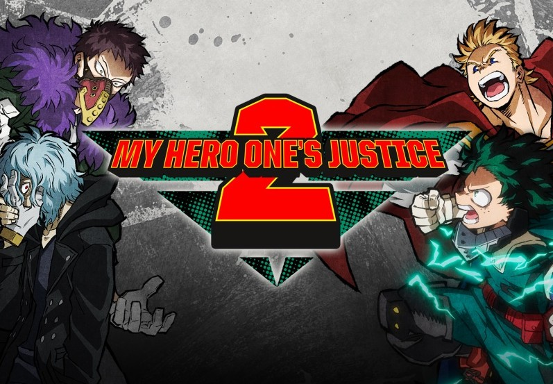 MY HERO ONES JUSTICE 2 Deluxe Edition EU Steam Altergift
