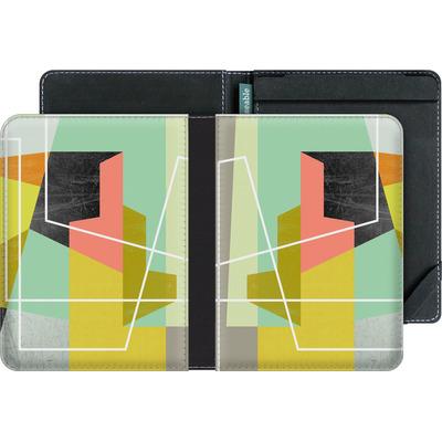 tolino vision eBook Reader Huelle - Color Block II von Susana Paz