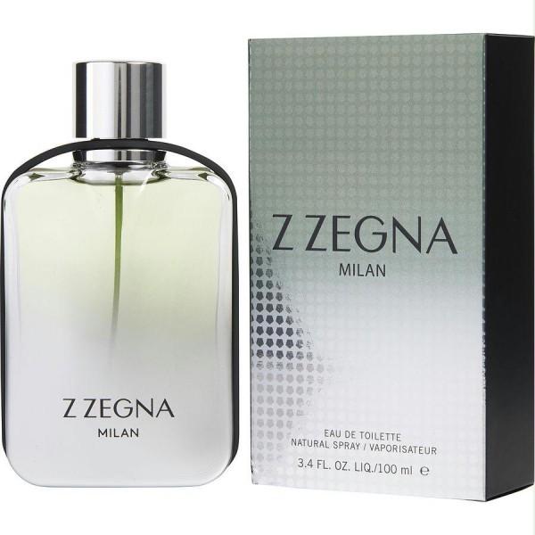 Z Zegna Milan - Ermenegildo Zegna Eau de toilette en espray 100 ml