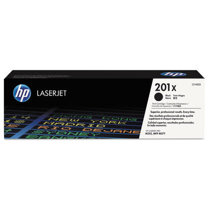 HP 201X CF403X Original Magenta Toner Cartridge High Yield