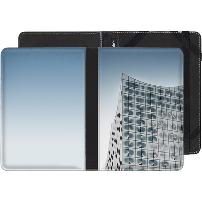 Kobo Glo HD eBook Reader Huelle - Elbphilharmonie von caseable Designs