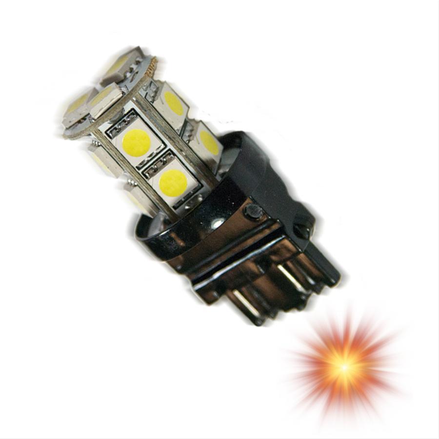 Oracle Lighting 5001-005 ORACLE 3156 13 LED Bulb (Single) - Amber