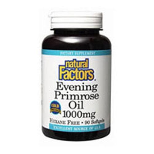 Evening Primrose Oil 180 Softgels by Natural Factors