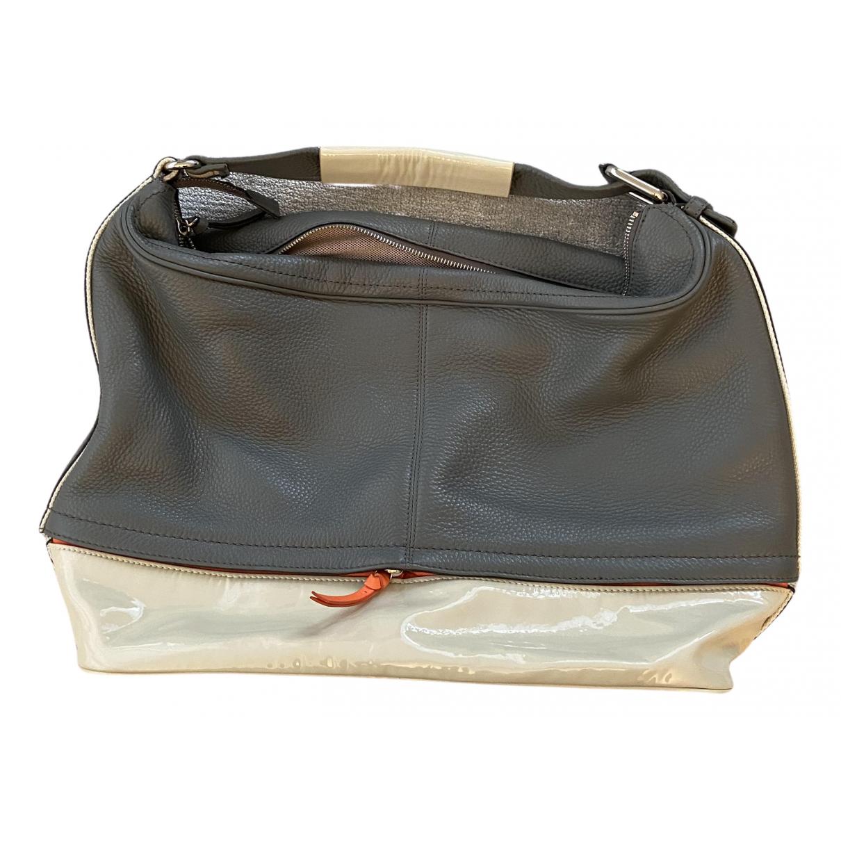 Diane Von Furstenberg \N Handtasche in  Bunt Leder