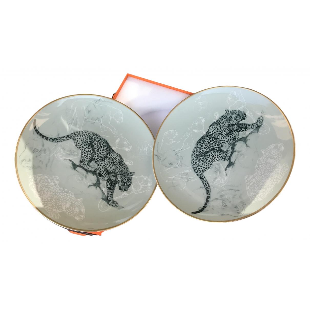 Platos Carnets d'Equateur de Porcelana Hermes