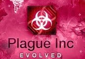Plague Inc: Evolved EU Steam CD Key