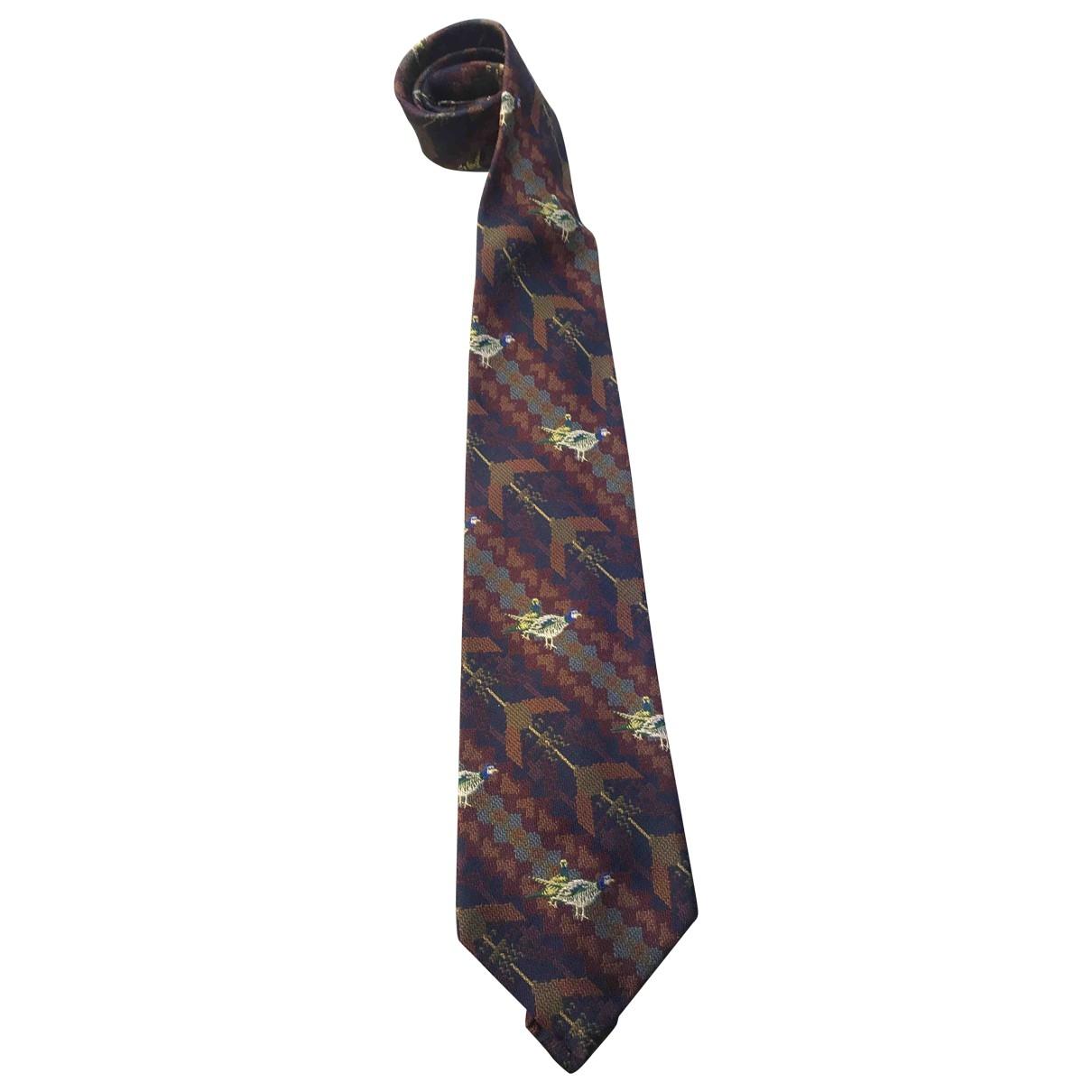 Polo Ralph Lauren - Cravates   pour homme en soie - multicolore