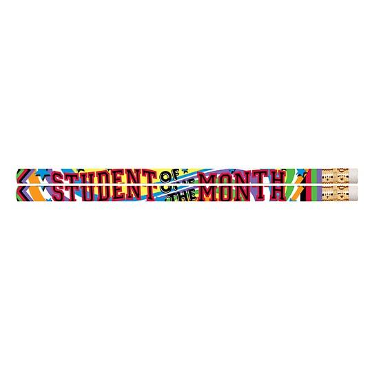Student Of The Month Multicolor Pencils, 12 Dozen By Musgrave Pencil   Michaels®