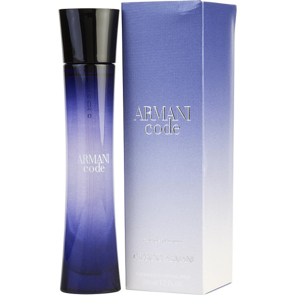 Giorgio Armani - Armani Code Femme : Eau de Parfum Spray 1.7 Oz / 50 ml