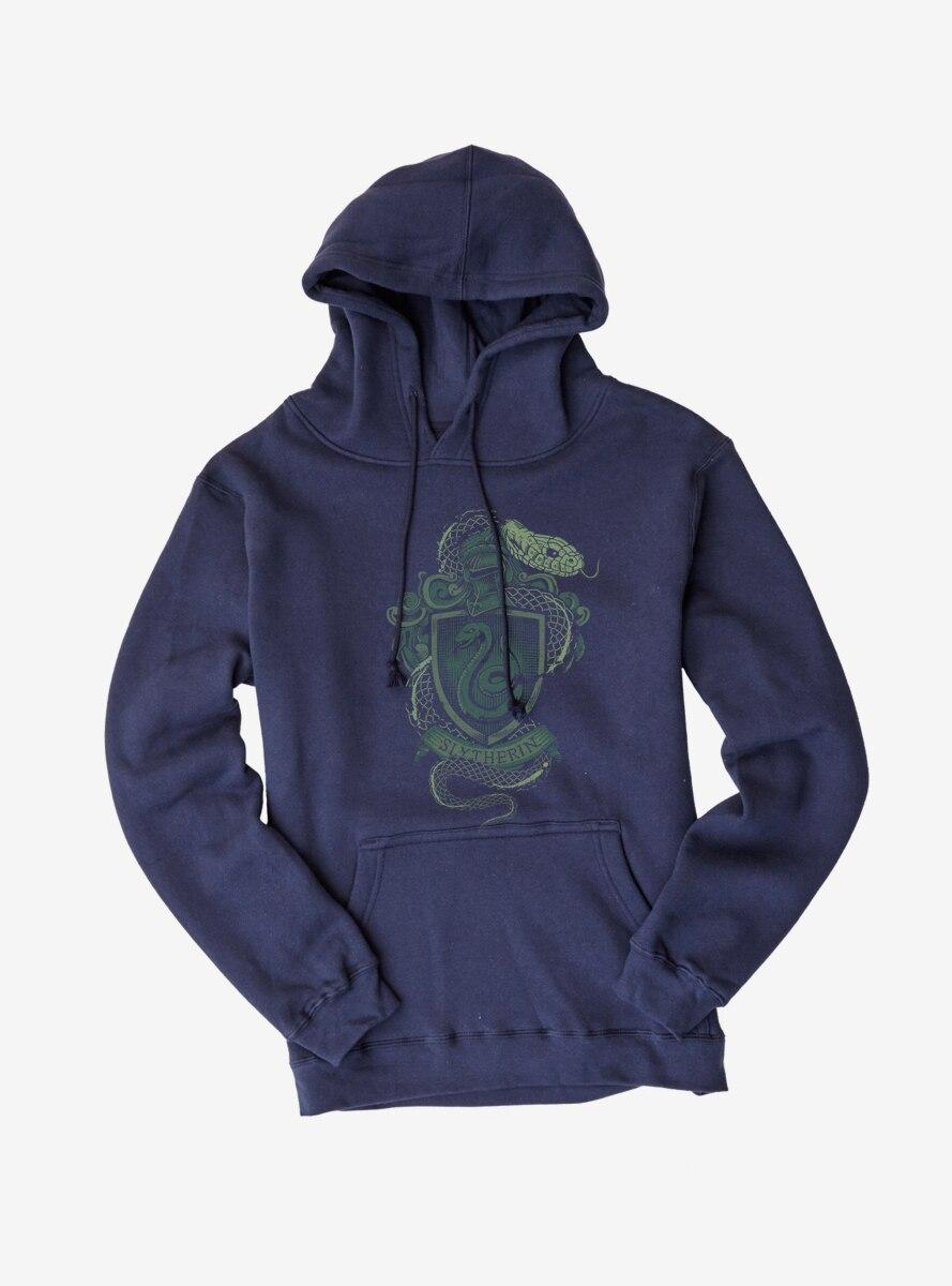 Harry Potter Slytherin Logo Hoodie