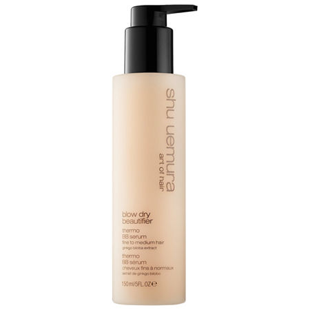 shu uemura Blow Dry Beautifier Thermo BB Serum, One Size , Multiple Colors