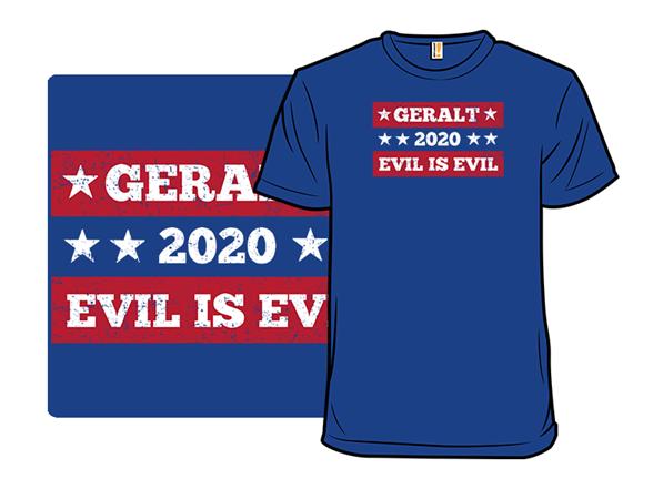 Witcher 2020 T Shirt