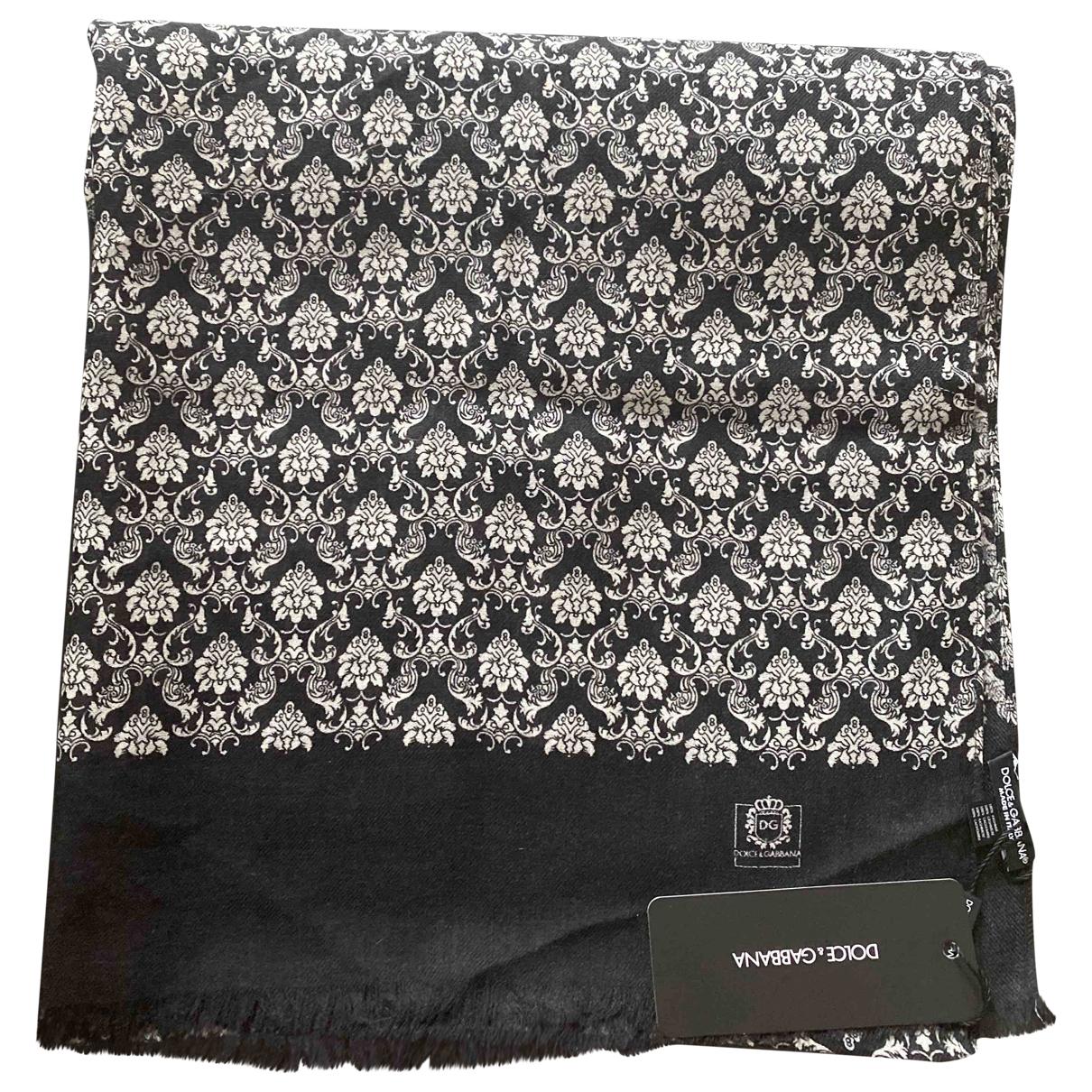 Pañuelo / bufanda de Cachemira Dolce & Gabbana
