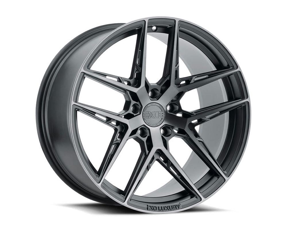 XO Luxury Cairo Wheel 19x8.5 5x120 35mm Carbon Graphite