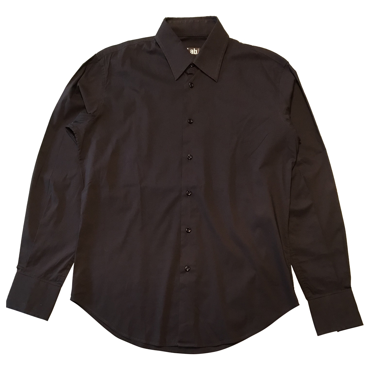 Pal Zileri \N Blue Cotton Shirts for Men 41 EU (tour de cou / collar)