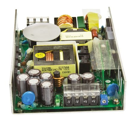 TRACOPOWER , 240W Embedded Switch Mode Power Supply SMPS, 48V dc, Enclosed