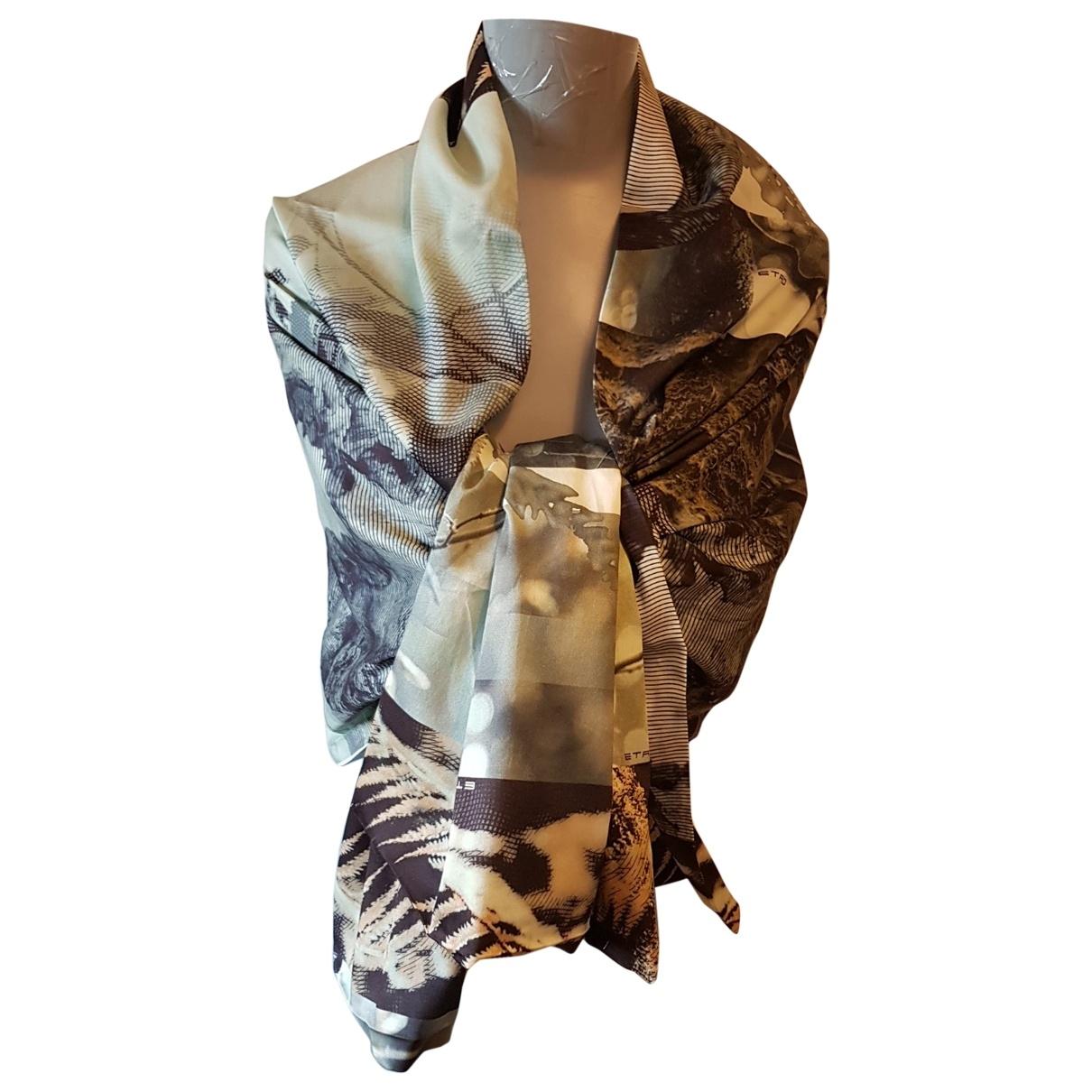 Etro \N Multicolour scarf for Women \N