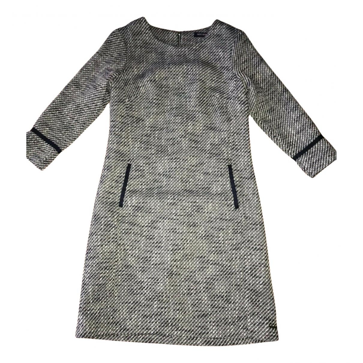 Saint James \N Kleid in  Blau Baumwolle