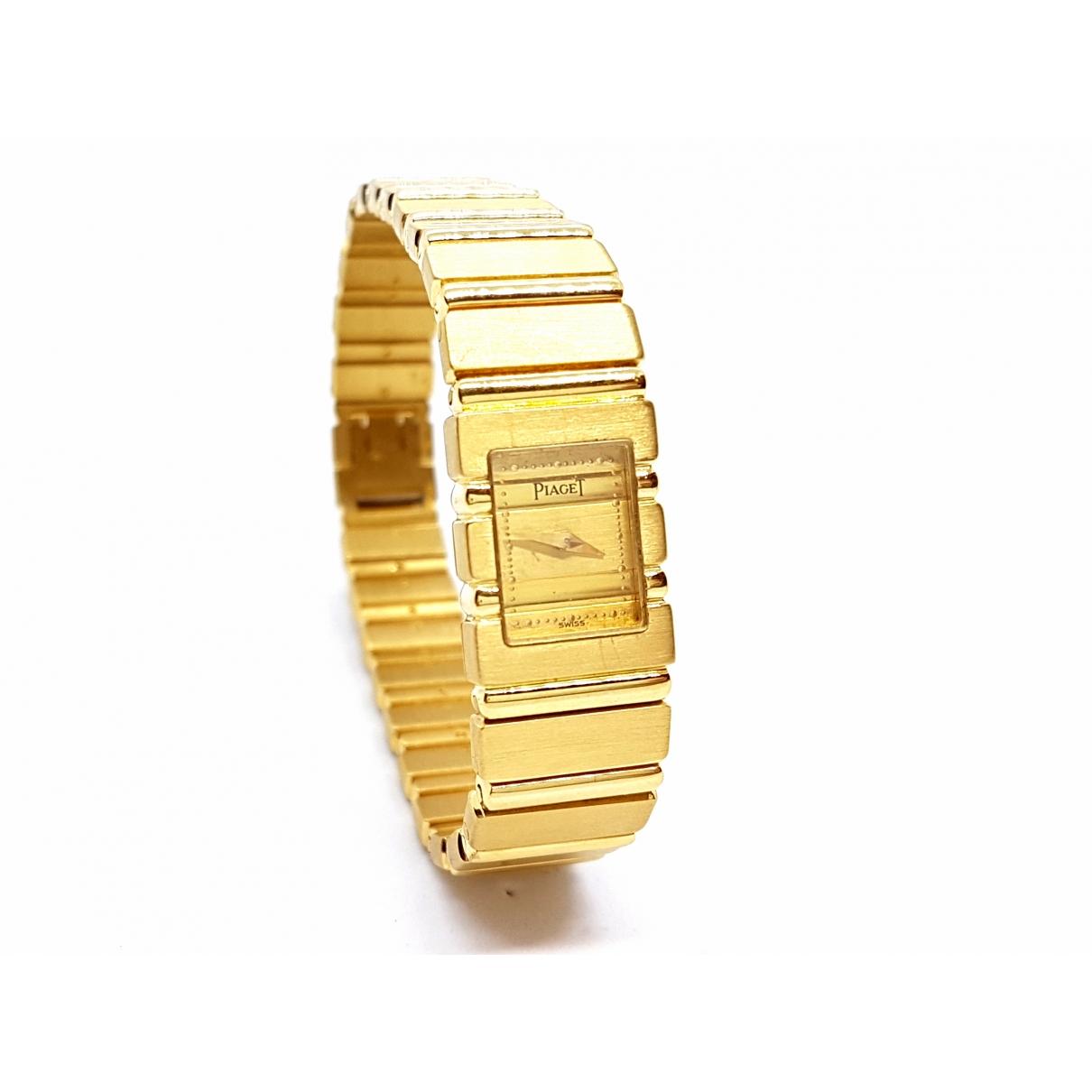 Reloj de Oro amarillo Piaget