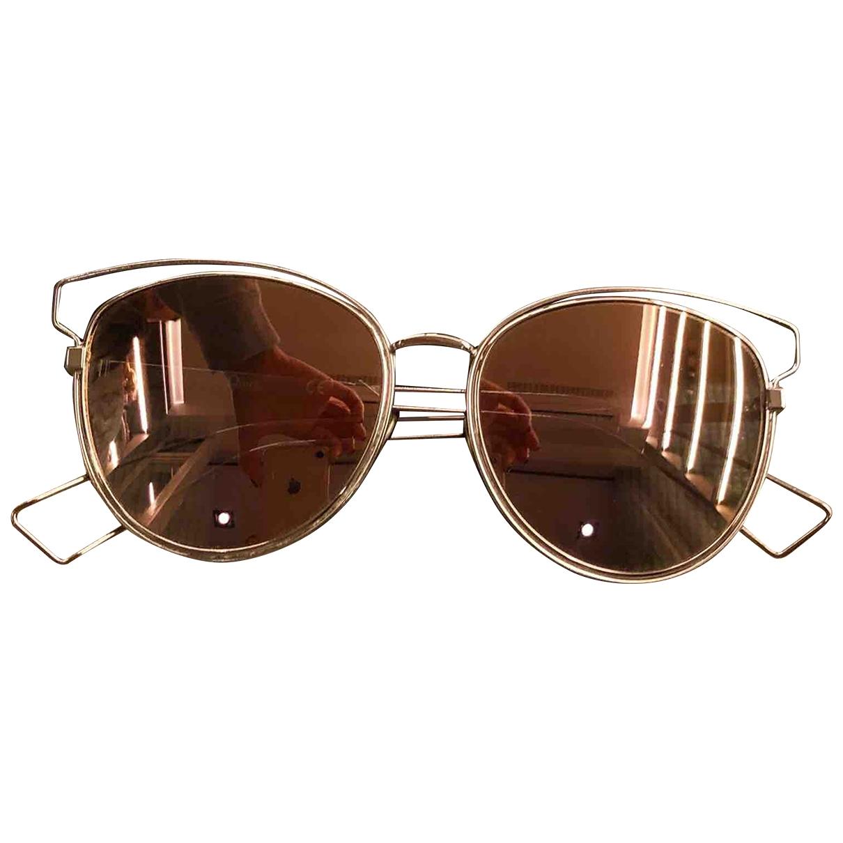 Dior Sideral 2 Sonnenbrillen in  Rosa Metall