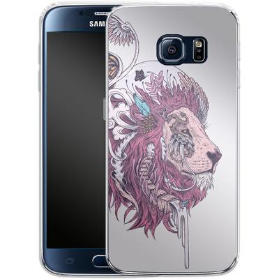 Samsung Galaxy S6 Silikon Handyhuelle - Unbound Autonomy von Mat Miller