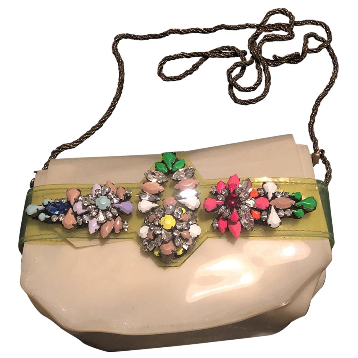 Bolsos clutch en Plastico Crudo Shourouk