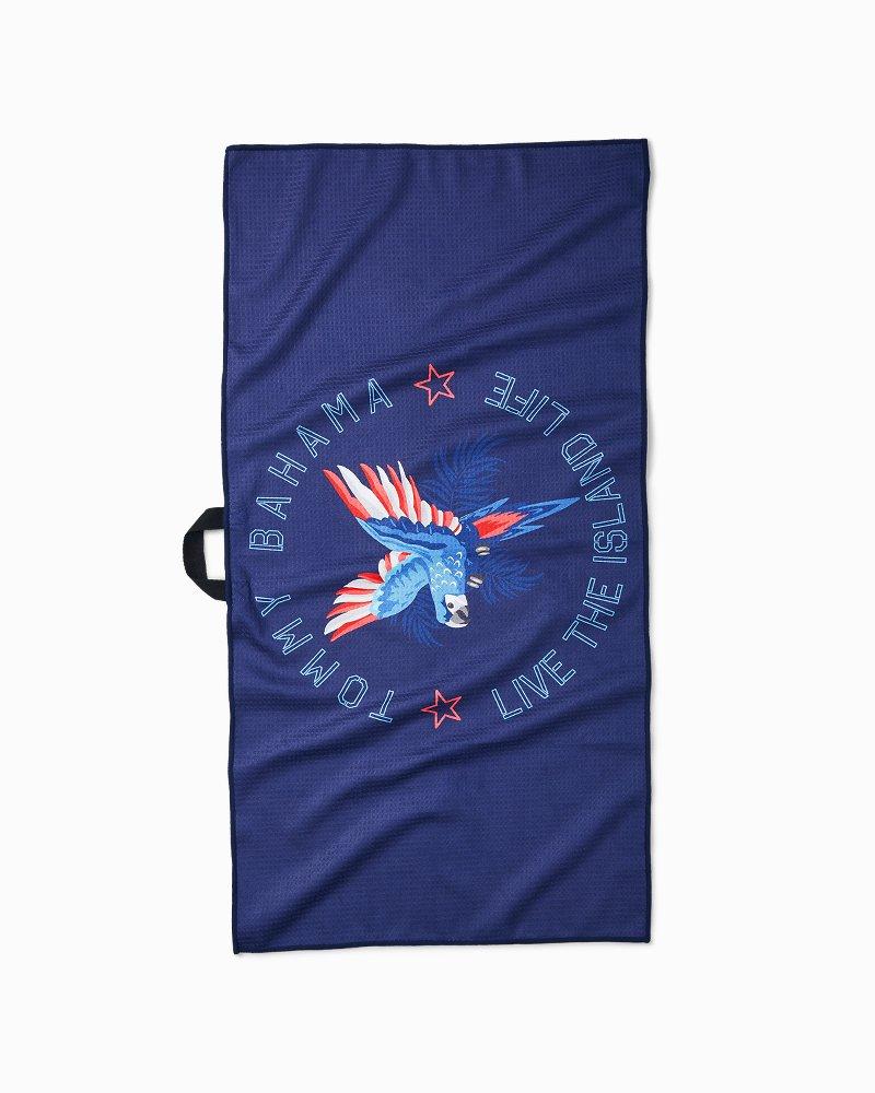 American Parrot Towel