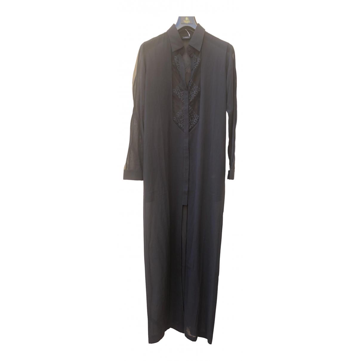 La Perla \N Black Silk dress for Women 2 US