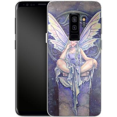 Samsung Galaxy S9 Plus Silikon Handyhuelle - Shimmer von Selina Fenech
