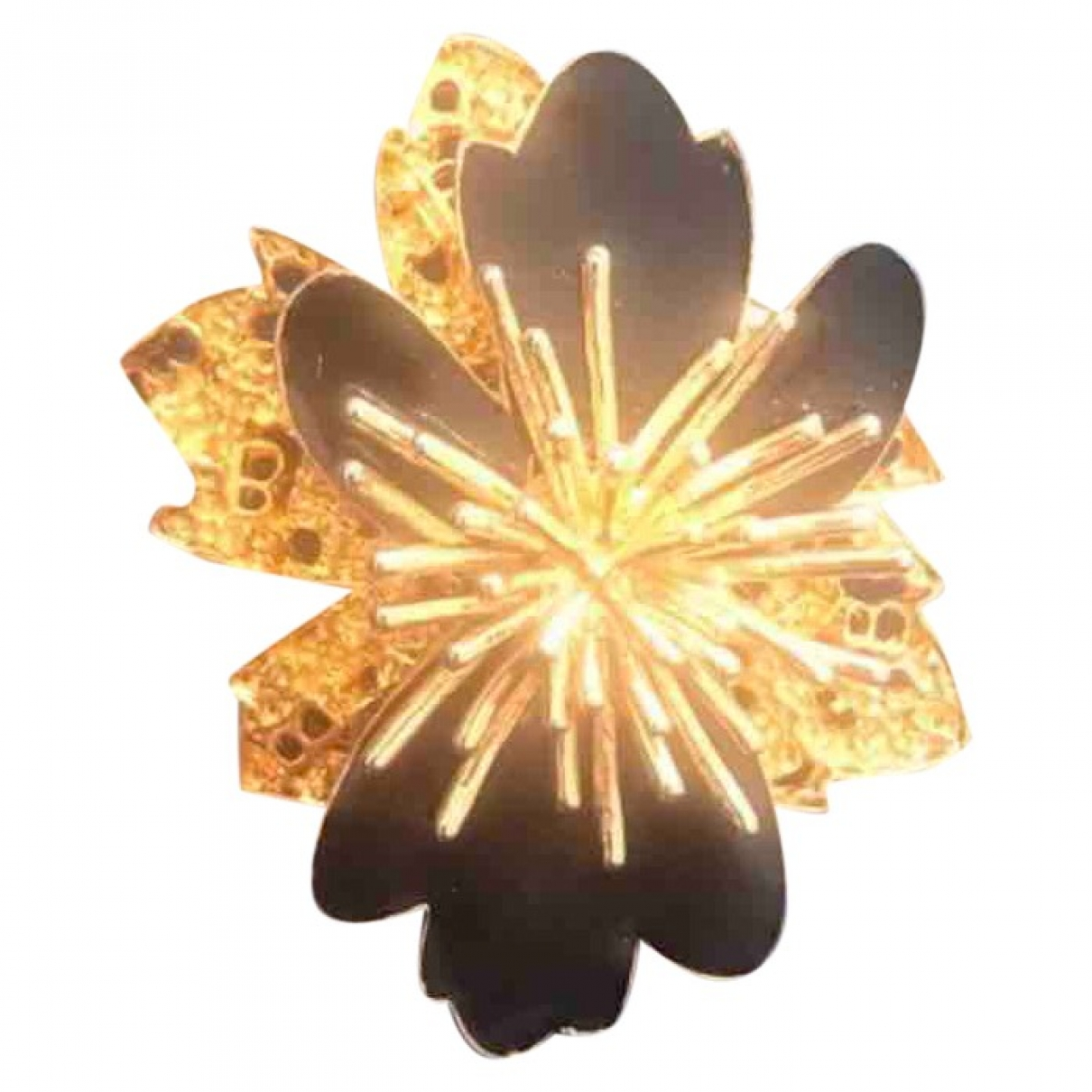 Balenciaga \N Gold Metal pendant for Women \N