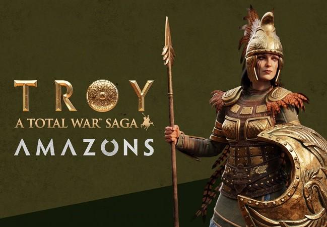Total War Saga: TROY + Amazons DLC EU Epic Games CD Key