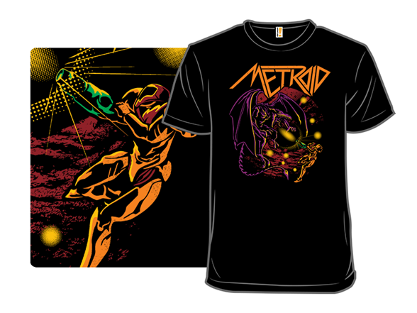 Dark Space Dragon T Shirt