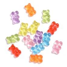 30pcs Random Gummy Bear Shaped Decoration