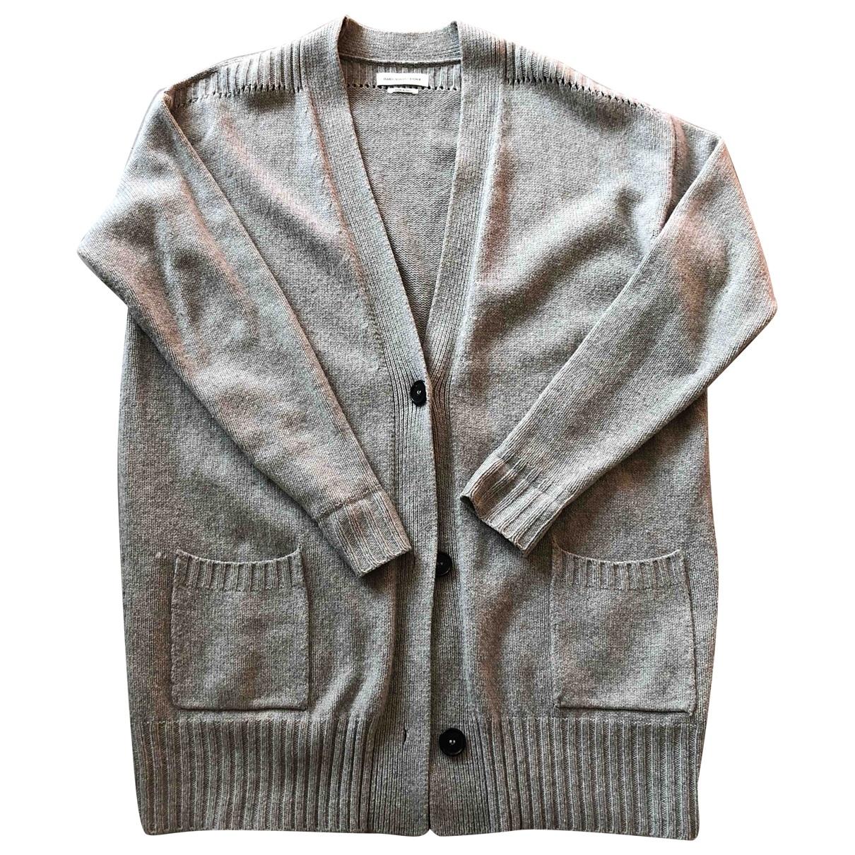 Isabel Marant Etoile N Grey Cashmere Knitwear for Women 38 FR