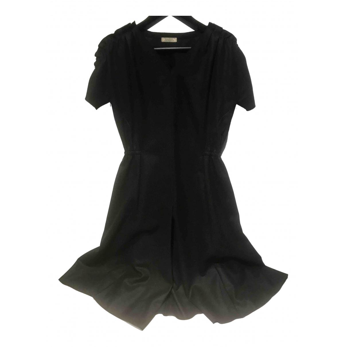 Nina Ricci \N Grey Wool dress for Women 40 FR