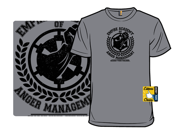 Anger Management T Shirt
