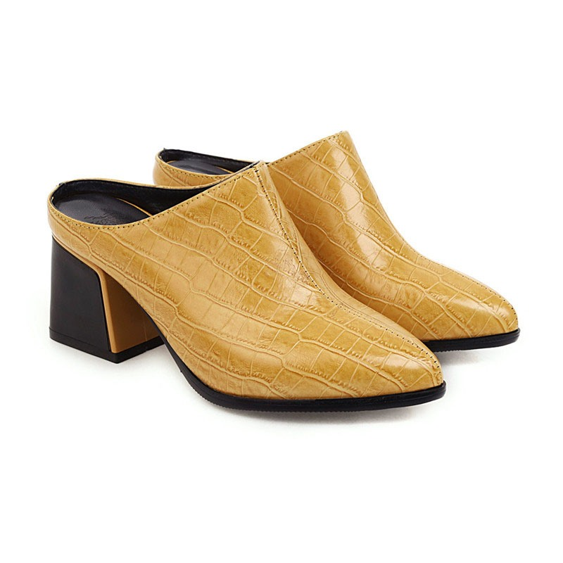 Ericdress Pointed Toe Slip-On Thread Casual Thin Shoes