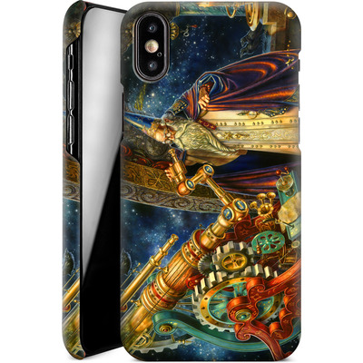 Apple iPhone XS Smartphone Huelle - Myles Pinkeney - The Astronomer von TATE and CO