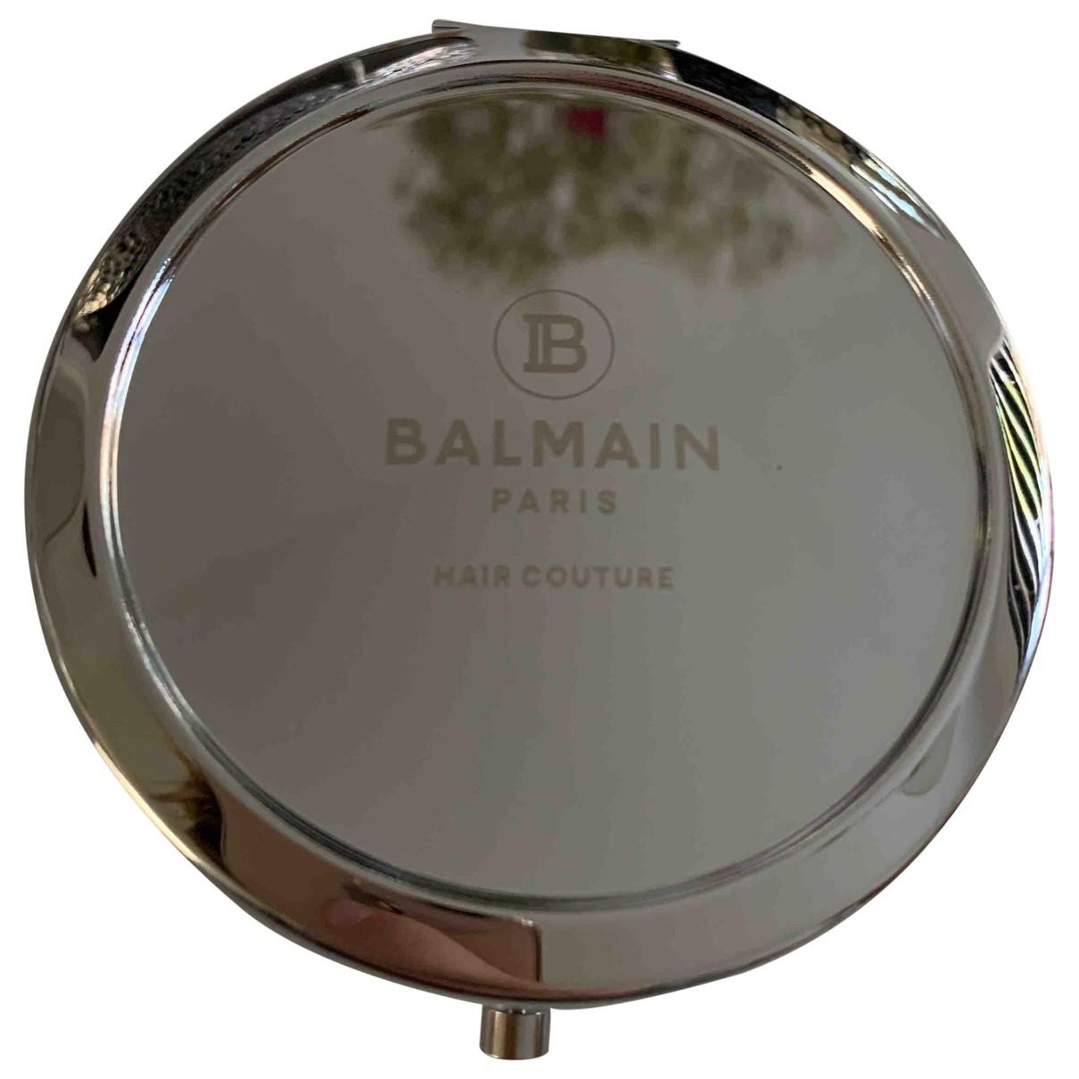 Balmain - Objets & Deco   pour lifestyle en metal - argente