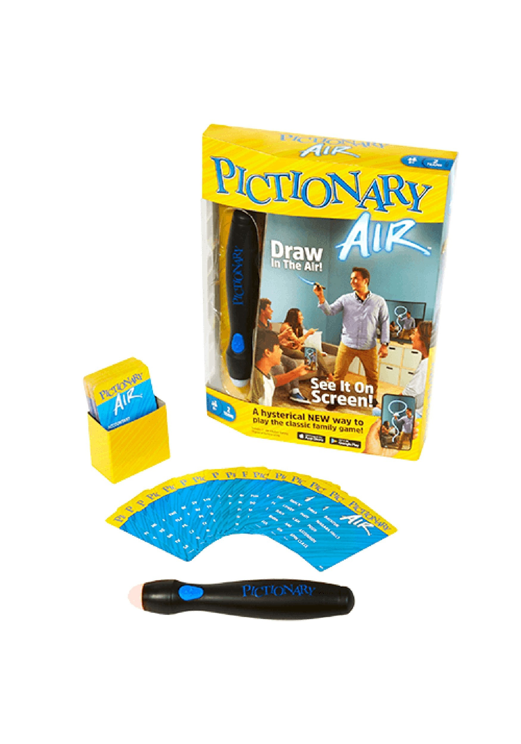 Air Game Pictionary