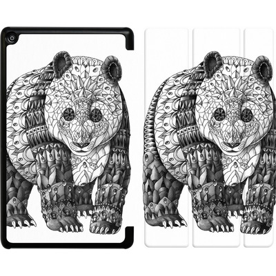 Amazon Fire HD 8 (2018) Tablet Smart Case - Panda von BIOWORKZ