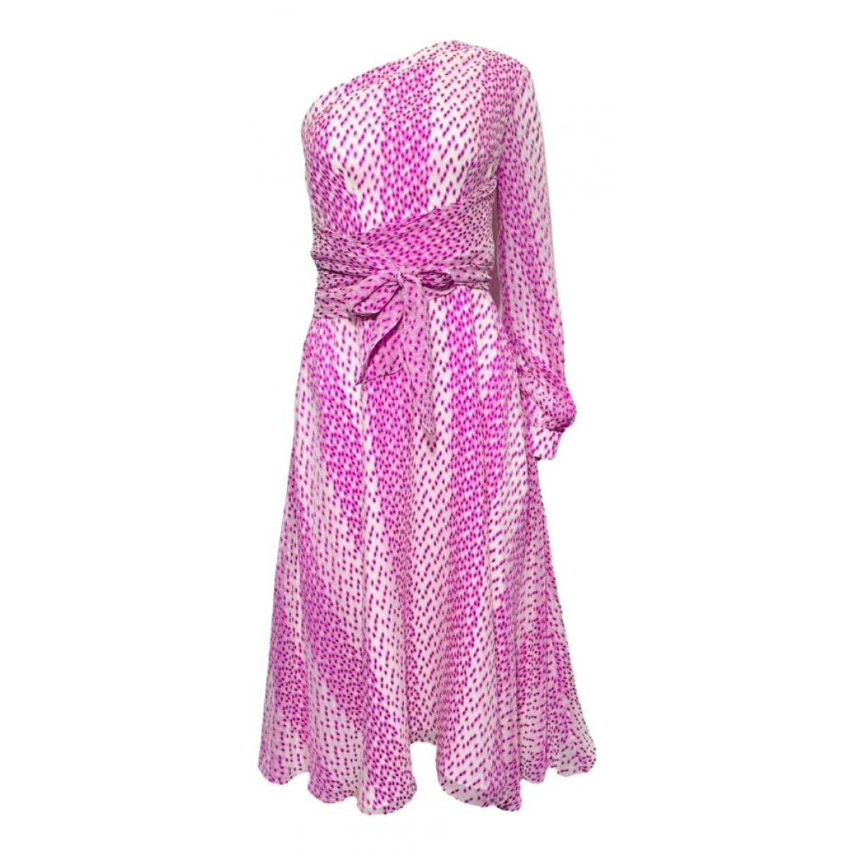 Vestido midi Safiyaa