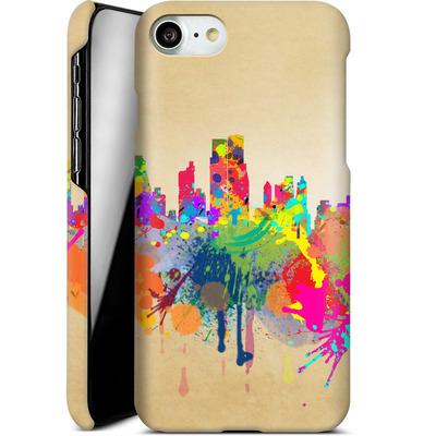 Apple iPhone 8 Smartphone Huelle - New York Skyline von Mark Ashkenazi