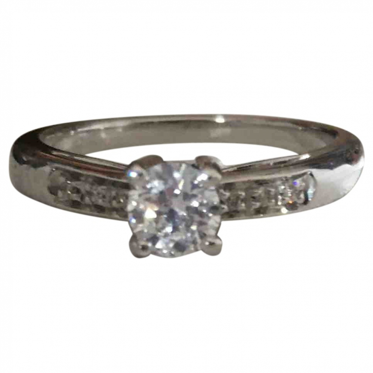 Mauboussin \N White gold ring for Women \N