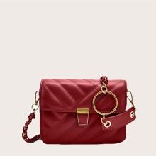Flap Chain Shoulder Bag