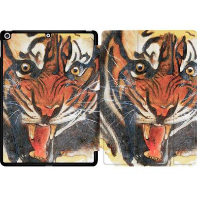 Apple iPad 9.7 (2017) Tablet Smart Case - Tiger von Kaitlyn Parker