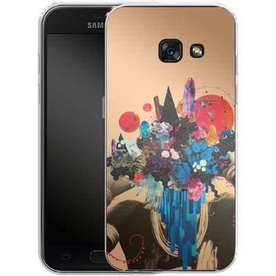 Samsung Galaxy A3 (2017) Silikon Handyhuelle - Shadows Took Shape von Victoria Topping