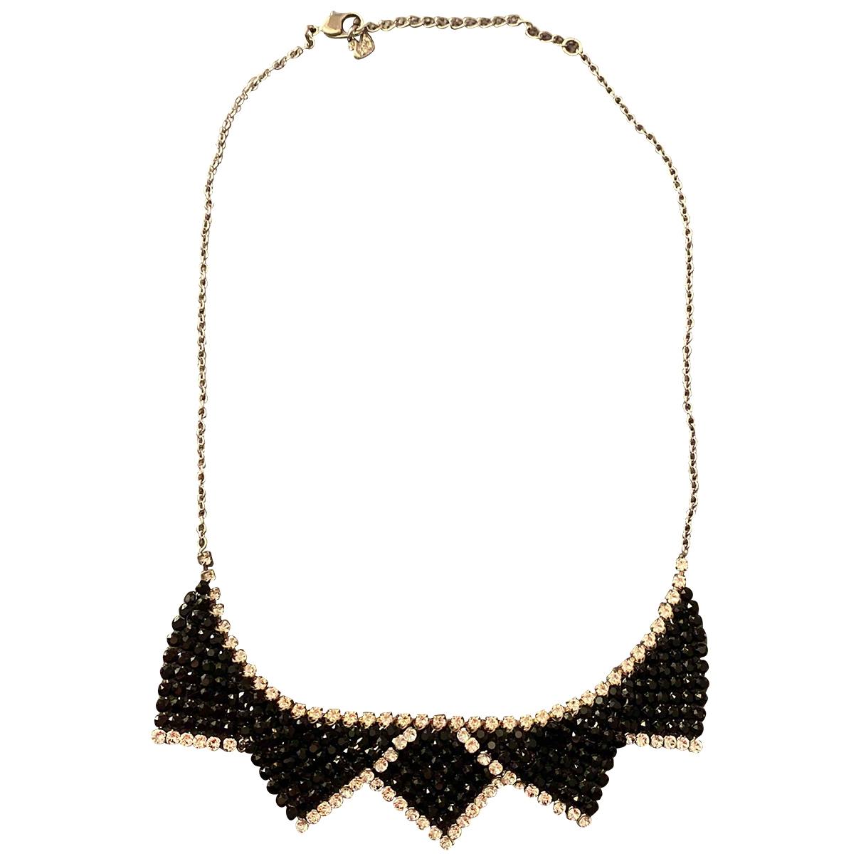 Swarovski \N Black Crystal necklace for Women \N