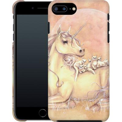 Apple iPhone 8 Plus Smartphone Huelle - Purrfect Friends von Selina Fenech